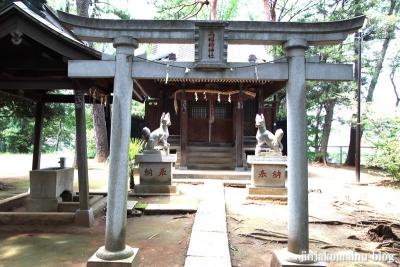 高稲荷神社(練馬区桜台)4