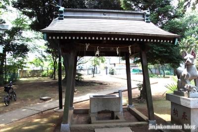 高稲荷神社(練馬区桜台)6