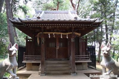 高稲荷神社(練馬区桜台)9