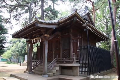 高稲荷神社(練馬区桜台)11