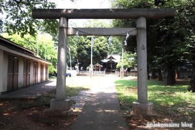 春日神社(練馬区春日町)1