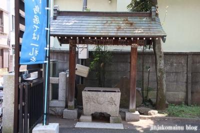 練馬大鳥神社(練馬区豊玉北)4