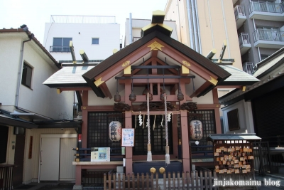練馬大鳥神社(練馬区豊玉北)7