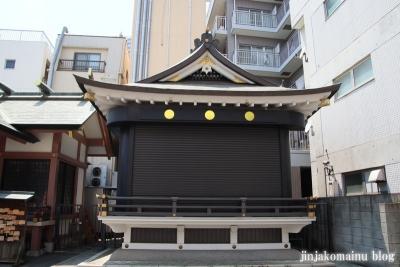 練馬大鳥神社(練馬区豊玉北)9