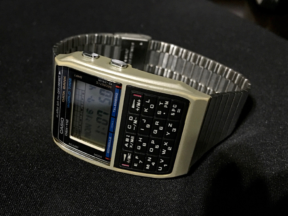 CASIO DATA BANK DBX-112_1