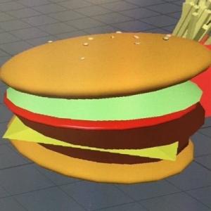 クソマズハンバーガー