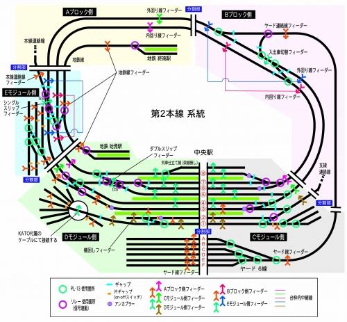 第2本線 GF案(PL-13配置)1-4