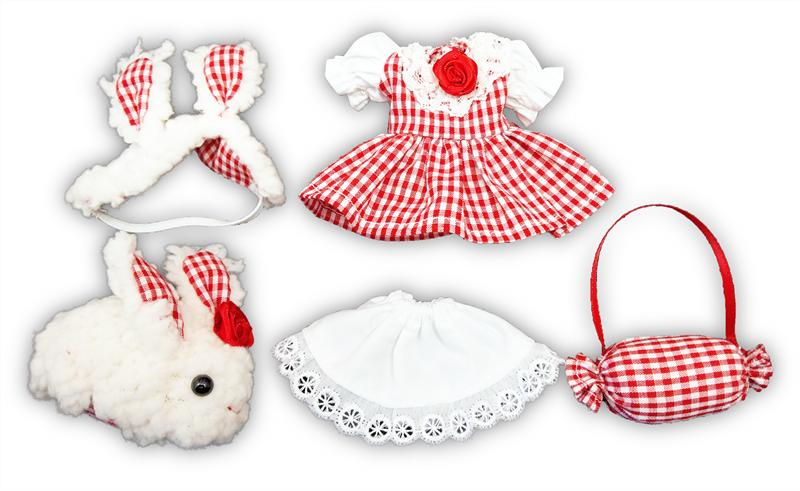 Sweet Rabbit Set F