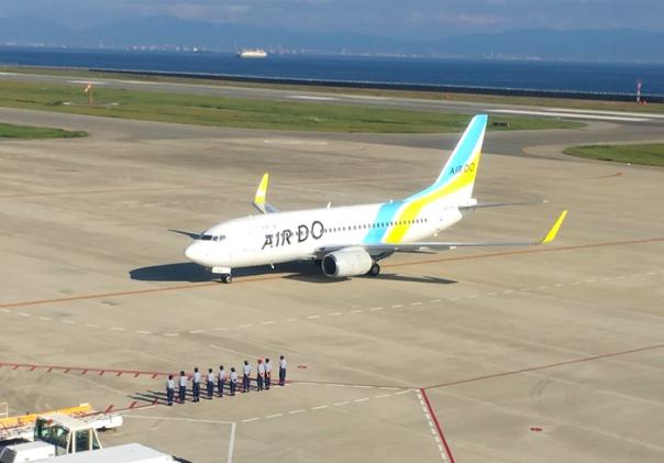 20181023神戸空港エアドゥ
