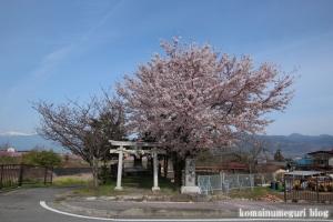 浅間神社(笛吹市一宮町一ノ宮)4
