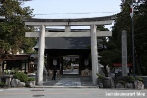 浅間神社(笛吹市一宮町一ノ宮)12
