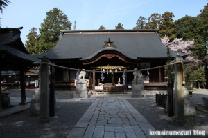 浅間神社(笛吹市一宮町一ノ宮)20