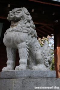 浅間神社(笛吹市一宮町一ノ宮)21