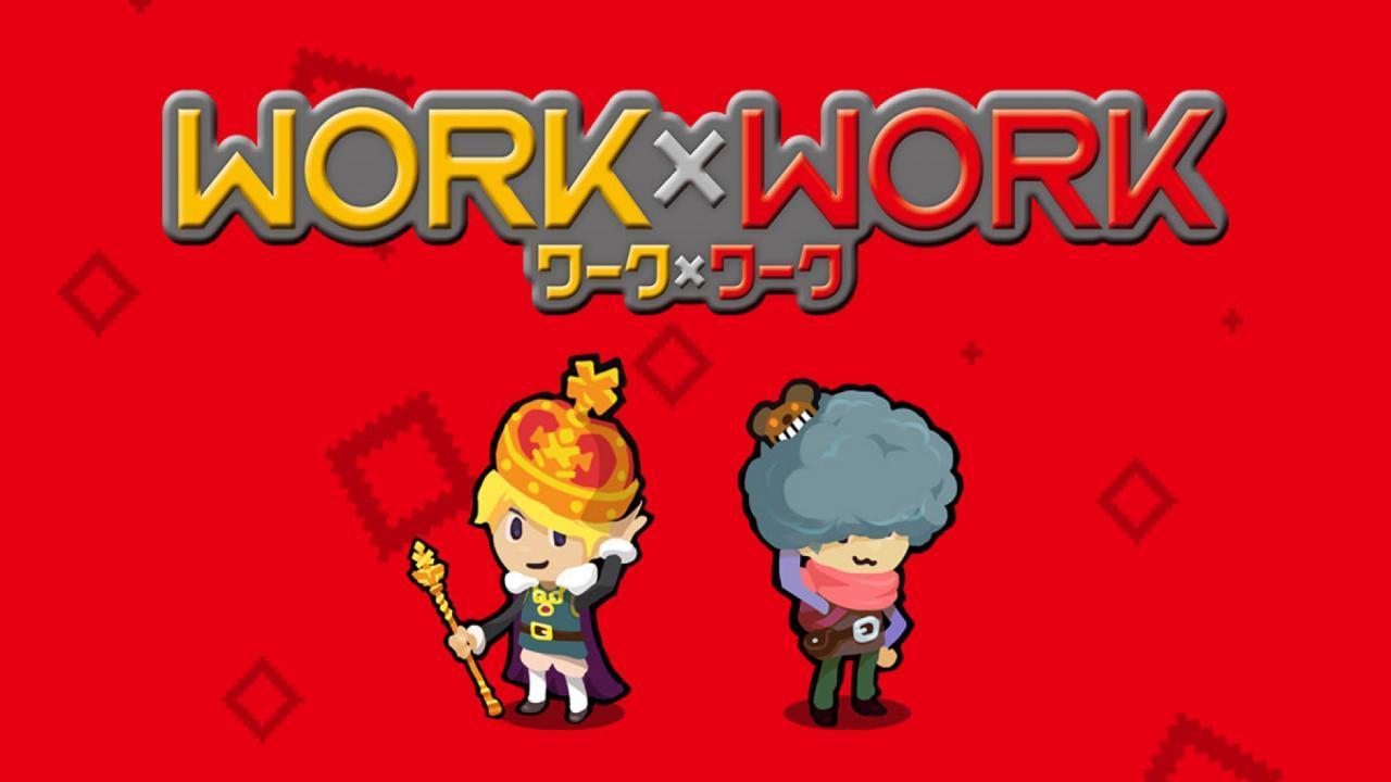 WORK×WORK® TOP-0