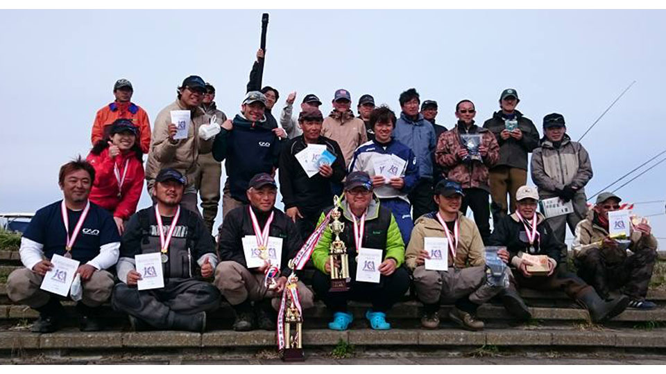 JCA_SPEY DISTANCE COMPETITION in釧路川