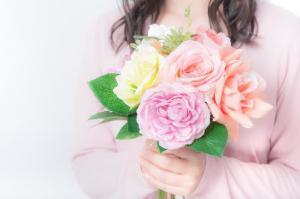 綺麗な花束