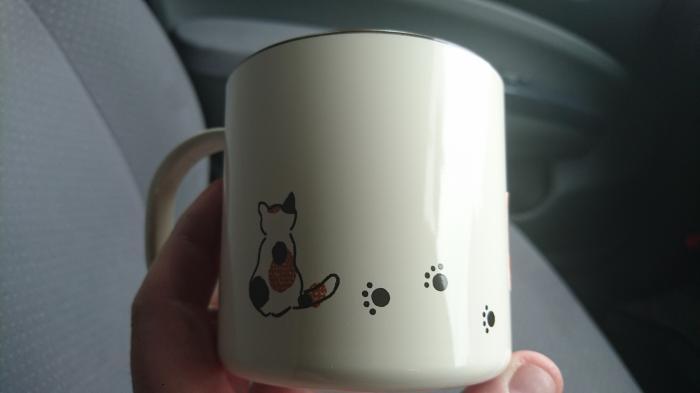 マグカップ ねこ2