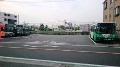 保谷駅待機所