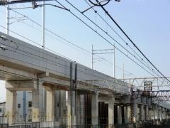 竹ノ塚・急行線