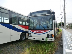 朝日2115号車