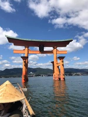 世界遺産 厳島神社1