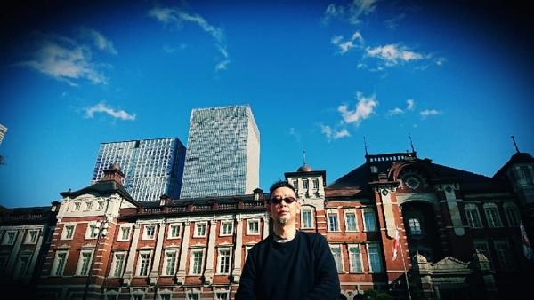 東京駅ぼく?