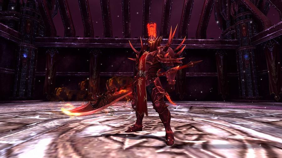 基本プレイ無料のファンタジーMMORPG『エコーオブソウル(EOS)』 パーティーダンジョン「赤い要塞」「破壊されたカルディラ」に最高難易度のレジェンドを追加したよ~!!