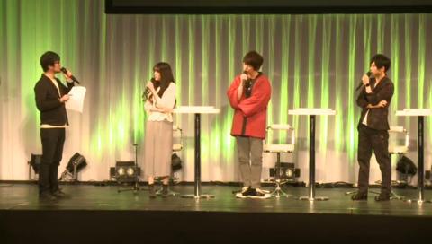 【AnimeJapan2016】『Dimension W』 スペシャルステージ