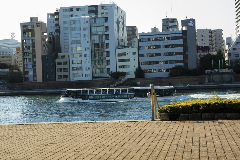 ブログ 隅田川を下る遊覧船 乗ったことも有るね.jpg
