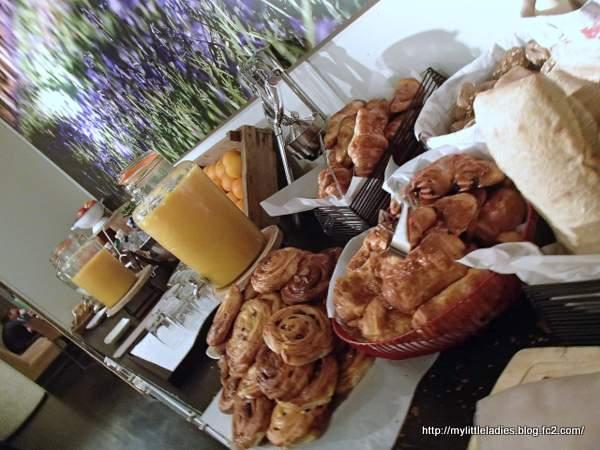 ラディソン ブル ロイヤル ホテル ブリュッセル 朝食