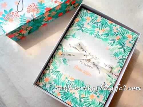 My Little flower Box 4月 マイリトルボックス
