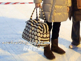 海外旅行 靴
