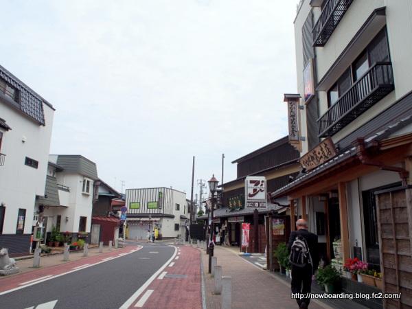 成田山 参道