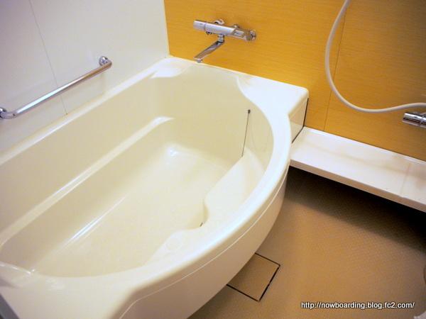 東京ベイ舞浜ホテル バスルーム