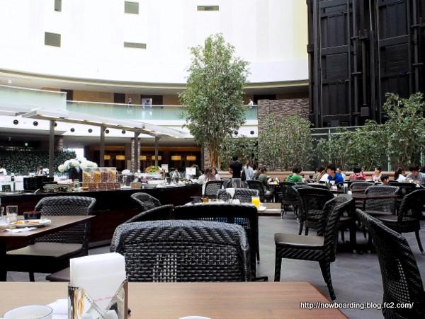 東京ベイ舞浜ホテル 朝食ビュッフェ