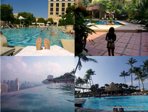 ホテルのプールはどうやって利用するのか