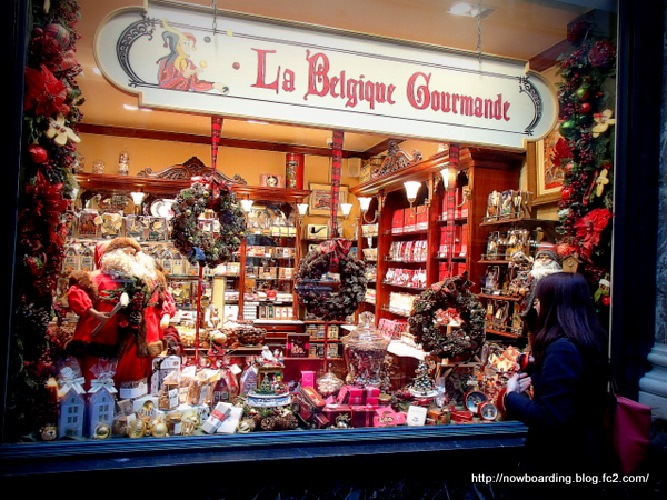 クリスマス ベルギー