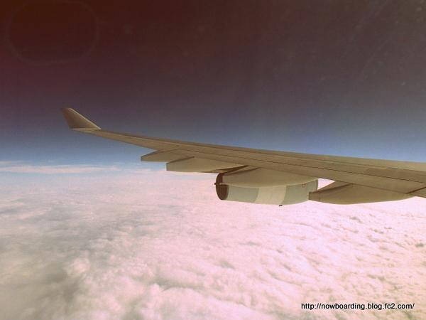 バンコク 飛行機