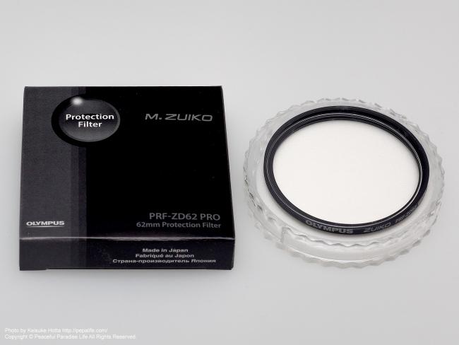 OLYMPUS ZUIKO PRF-ZD62 PRO ZEROコーティング