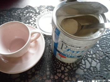 大人のための粉ミルク プラチナミルクforバランス2