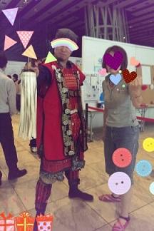 ユキムラとアタシ