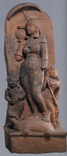 ヤムナー6世紀