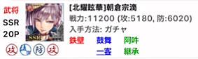 朝倉宗滴20