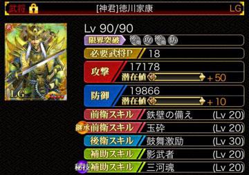 徳川LG鼓舞30-3