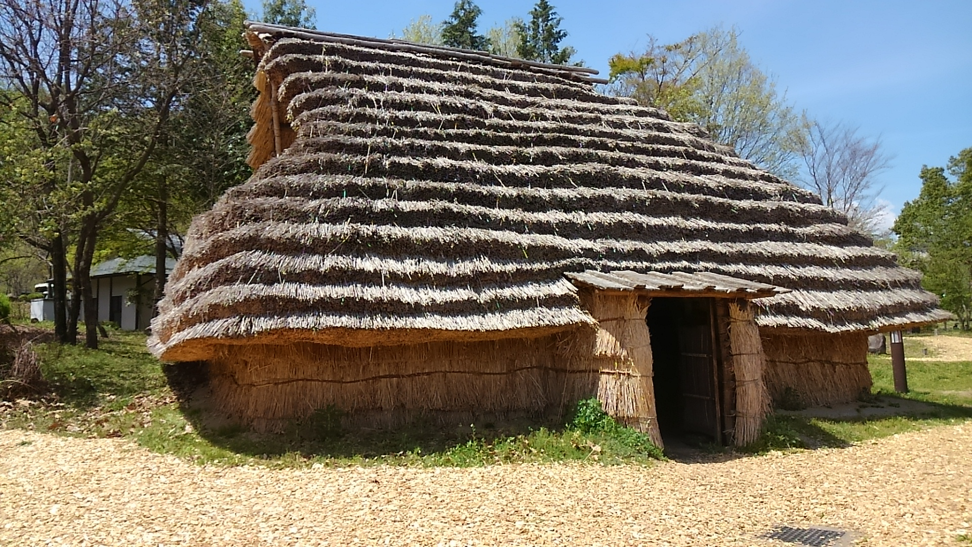 縄文時代の遺跡