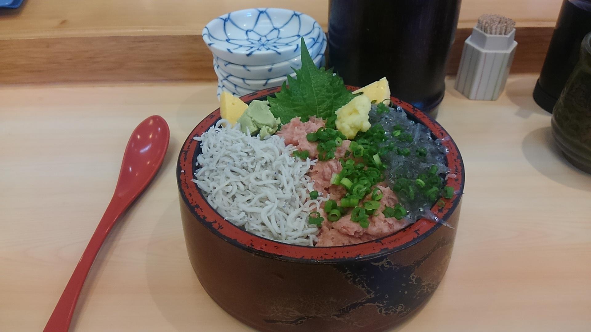 道の駅 日立おさかなセンター 海鮮丼