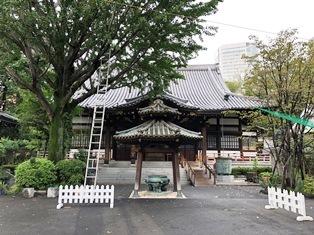 成願寺(中野区本町)