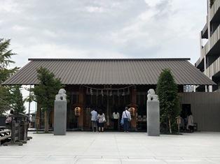赤城神社(新宿区赤城元町)