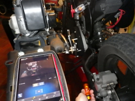 バイクにカメラ (4)