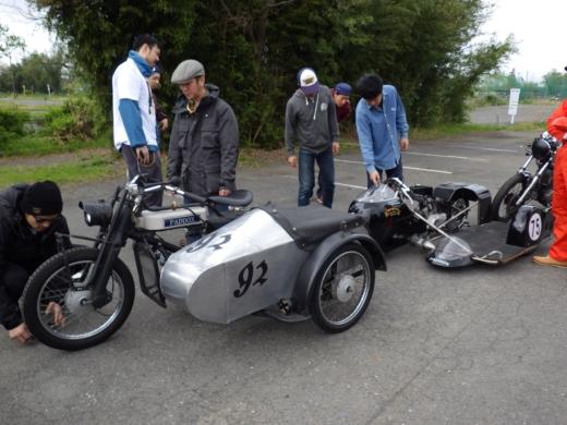 チキンレース車両 (3)